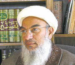 Dr. Muzaffar Iqbal